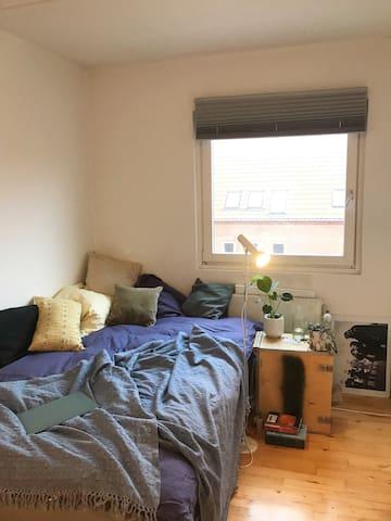 Cosy Room in Nørrebro