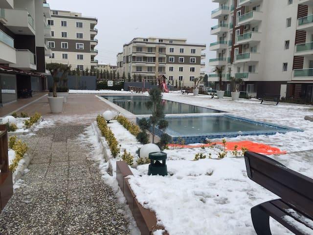Sn Park Community İzmir, Aliağa - Aliağa - Apartament