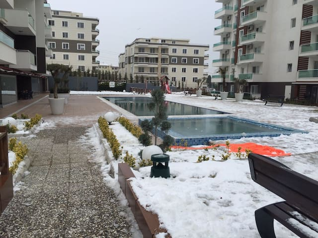 Sn Park Community İzmir, Aliağa - Aliağa - Pis