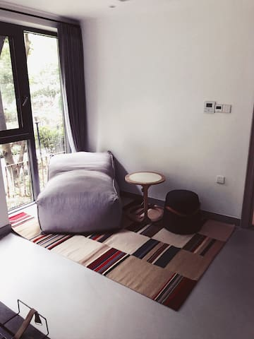 Reading corner in your own room