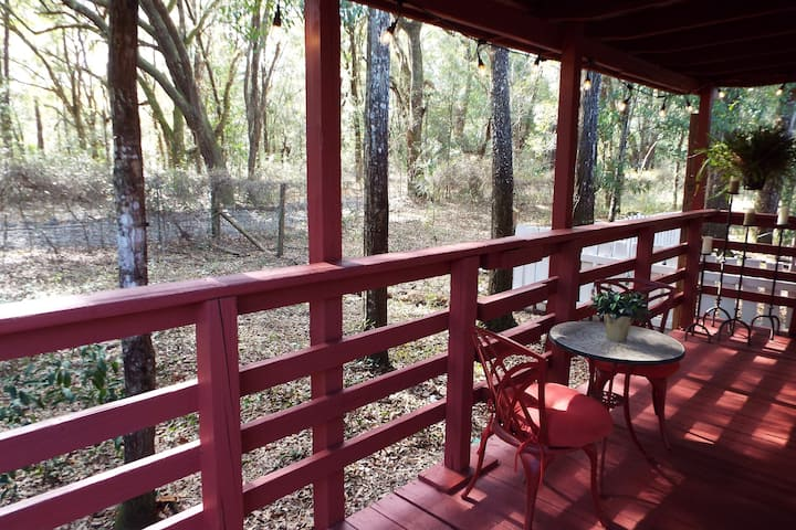The Back Porch at Windmill Acres