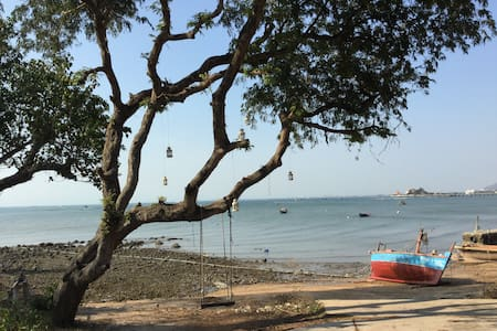 Private beach Condo - Chonburi
