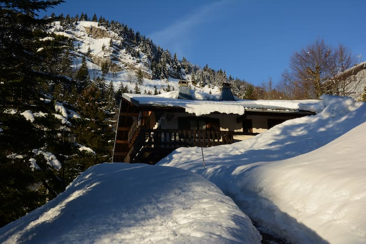 Ski Lovers Nest Mainaz