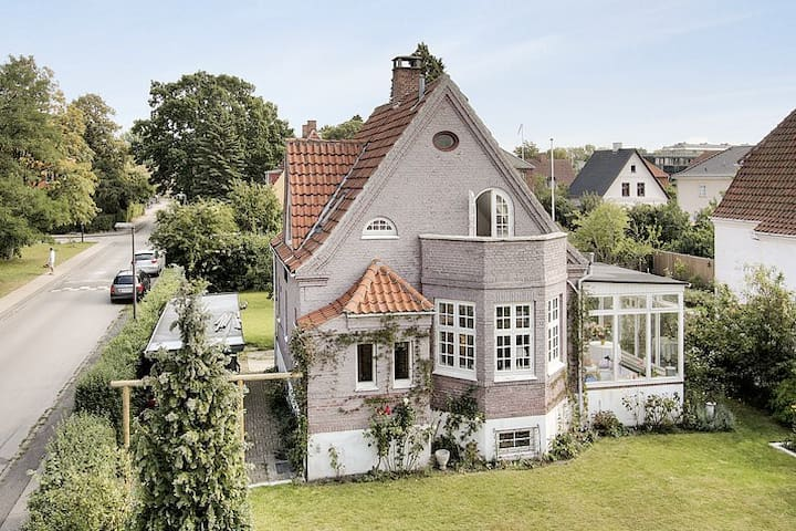 Beautiful villa, perfect for families with kids - København - House