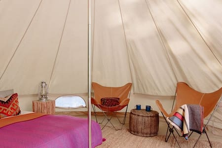 Base Camp: Luxury Furnished Tent by Shelter-Co - Thermal - Tent