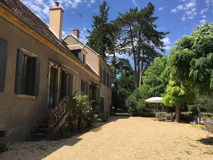 Maison d'hôtes La Perrière La chambre «Alsacienne»
