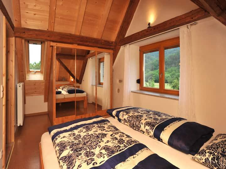Ferienhaus am Kropbach, (Staufen), Ferienhaus, 97qm, 1 Schlafzimmer, max. 4 Personen