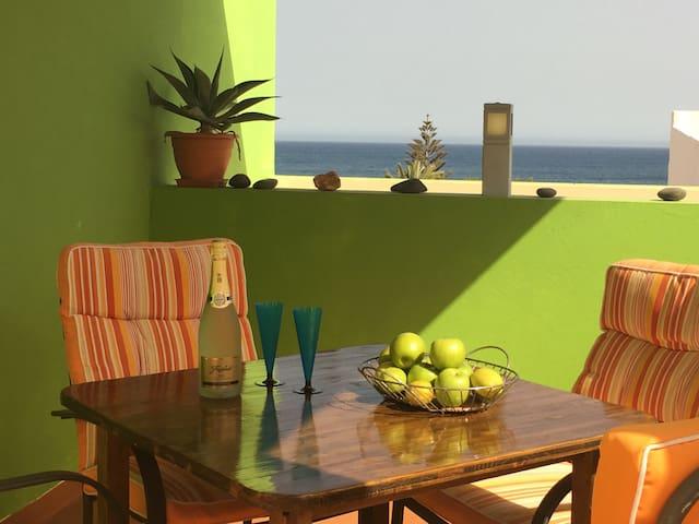 EL MIRADOR. Vistas al mar - La Lajita - Apartamento