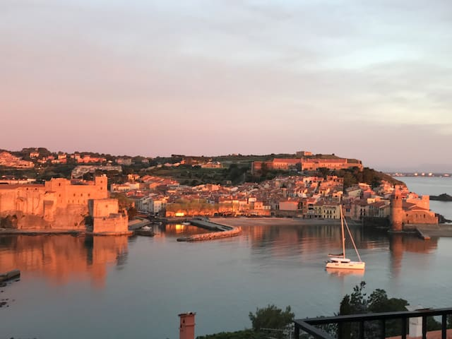 Magnifique Vue Mer & Clocher, Terrasse, Plage 100M