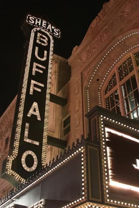 """Take in a show at Buffalo's """"Broadway"""" at Shea Theatre"""