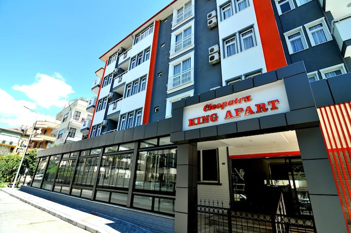 cleopatra king apart - Alanya - Boutique hotel