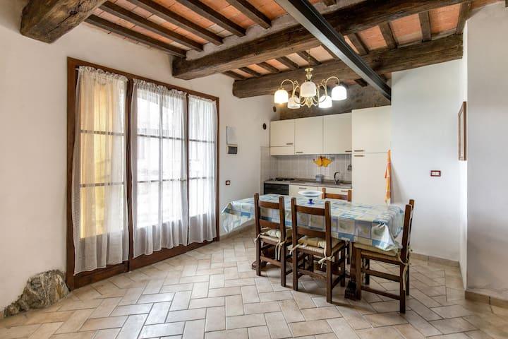 Podere Rachele - Casa Upupa - Montieri - Apartment