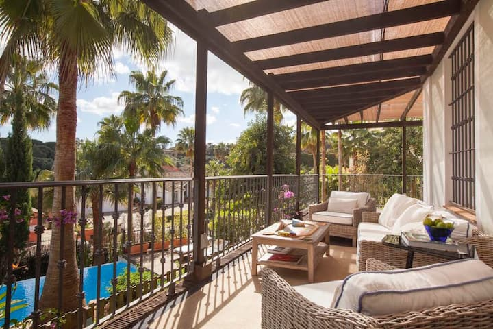 A Sotogrande retreat Villa min.1wk
