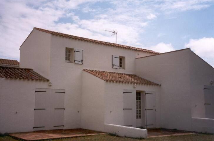 Studio dans petite résidence - La Guérinière - Apartment