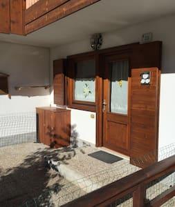 Monti Pallidi - Mazzin - Apartament