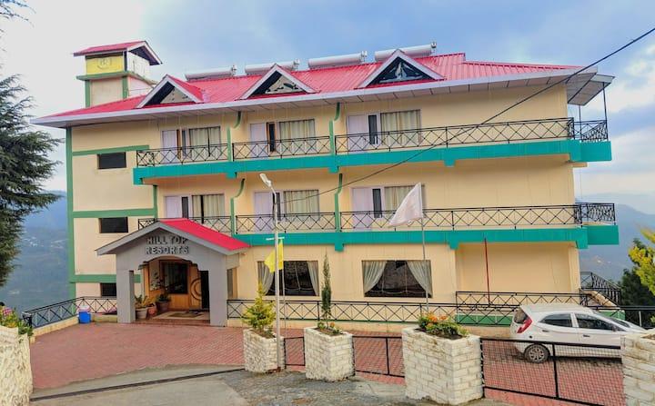 Premium Room AT Hill Top Resort Narkanda