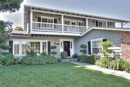 Beautiful Super Bowl 50 House - Los Altos - Ház