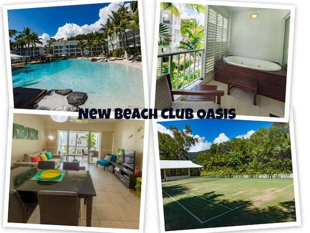 Beach Club Oasis 3322 Palm Cove - Palm Cove - Daire