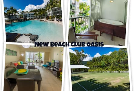 Beach Club Oasis 3322 Palm Cove - Palm Cove