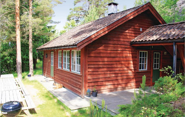 Holiday cottage with 3 bedrooms on 60m² in Søndeled