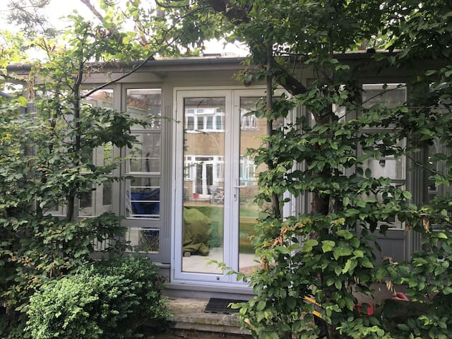 Self Contained Studio Flat - London - Rumah Tamu
