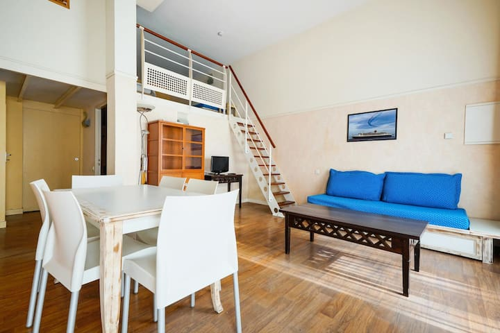 Appartement 2 pièces 6 personnes Budget 162083