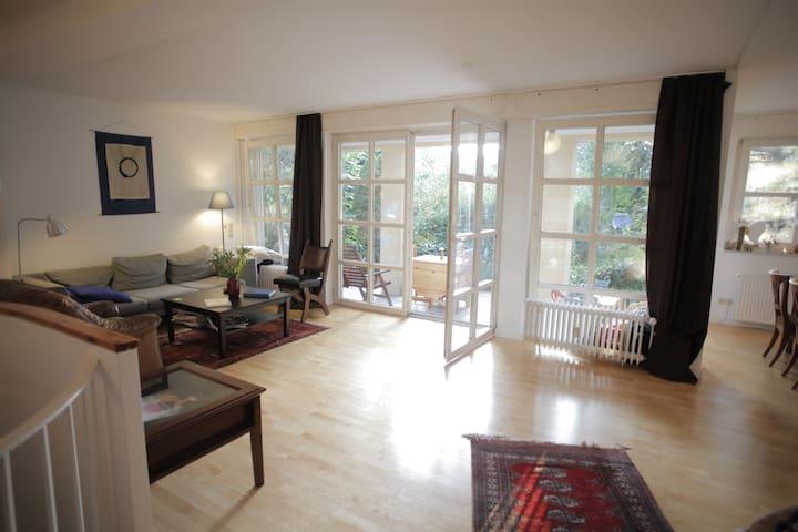 Beautiful Comfy Light Airy Spacious Home Apt