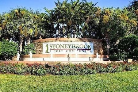 2 Bedroom Condo in Gated Golf Community - Estero - Appartement