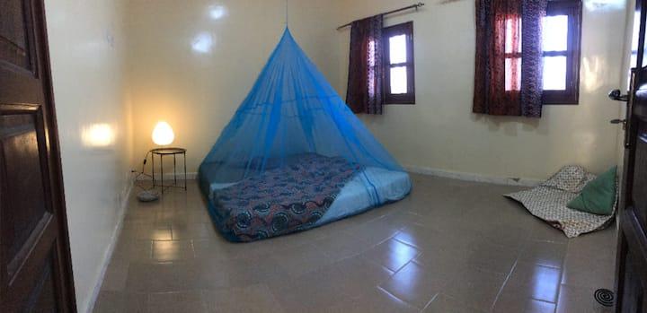Room in new buildt house Pikine Dakar Senegal