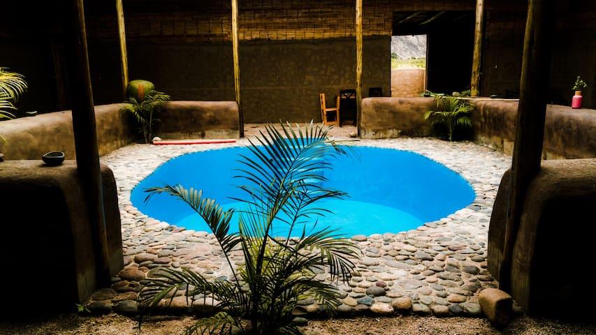 La Huaca Caral Eco Hostel