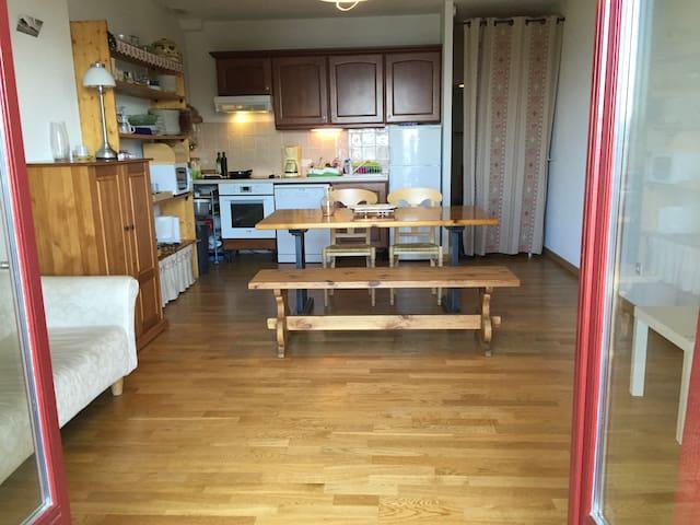 Appartement avec vue sur l'Espagne - Font-Romeu-Odeillo-Via