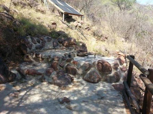 Vawter Tranquil Getway in Waterberg Bushveld - Lephalale - Villa
