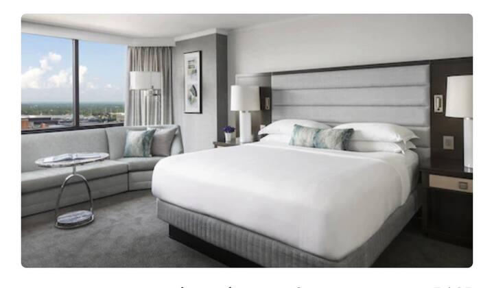 High-End Luxury Hotel