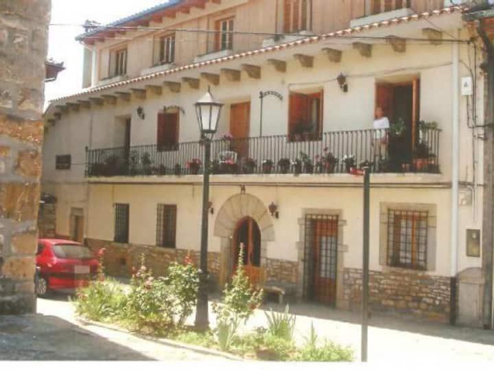 Casa Bentué, parte de la historia de Boltaña