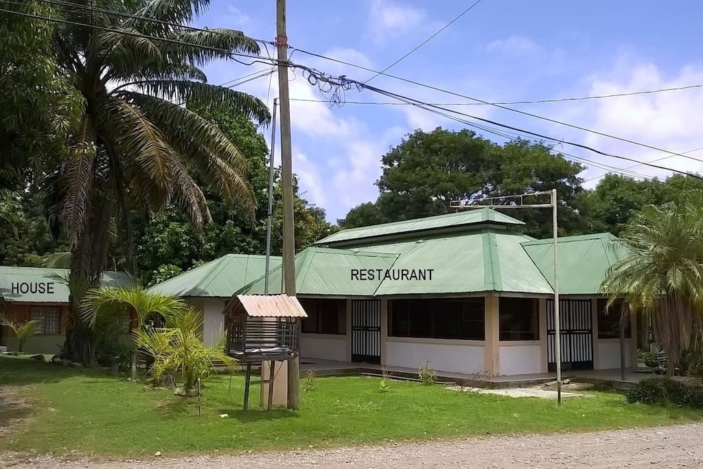 Restaurant and Casita on Back for Sale or Rent