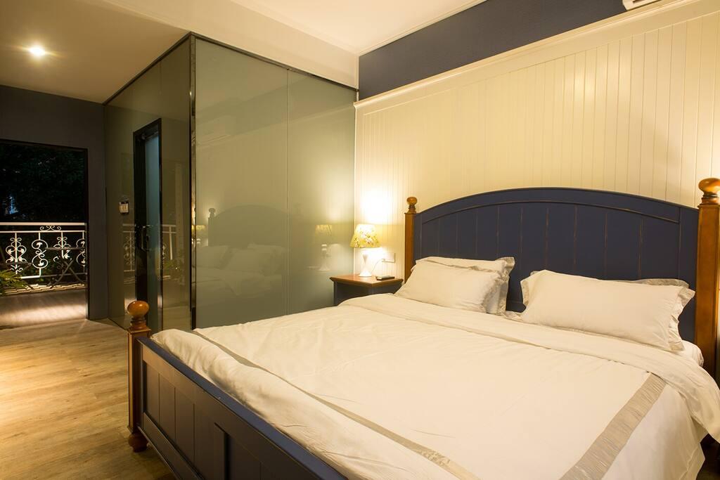 美式大床房
