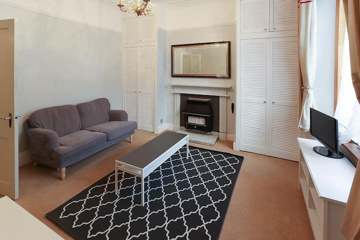 Beautiful 1 Bed Apartment, West End, Aberdeen
