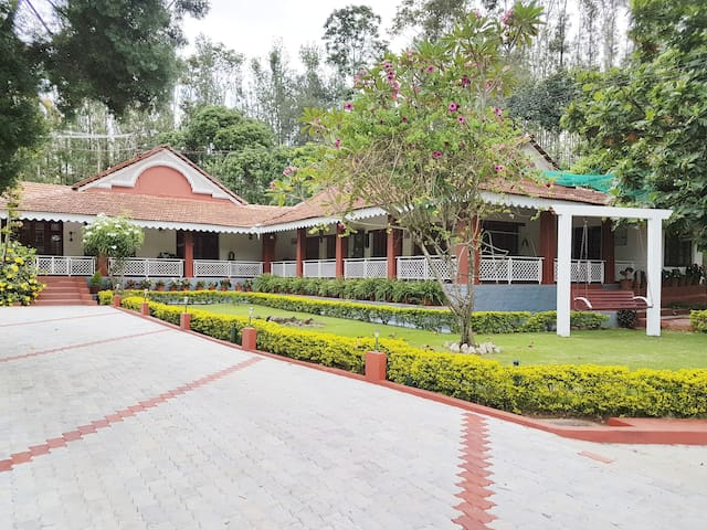 Entire Bungalow -Soudhamini Homestay