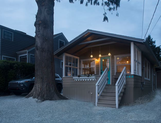 Best Cabin On Madrona Beach