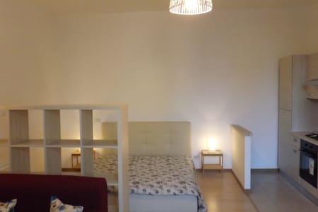 Monolocale Bracciano centro vista castello - Bracciano - 公寓