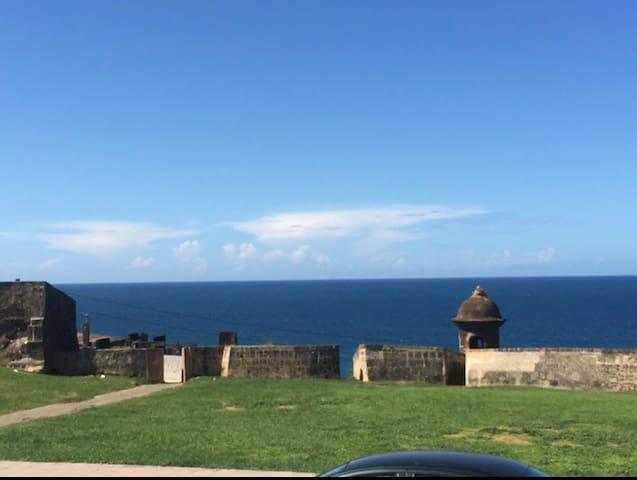 Old San Juan, El rincón. Location!! Location!!