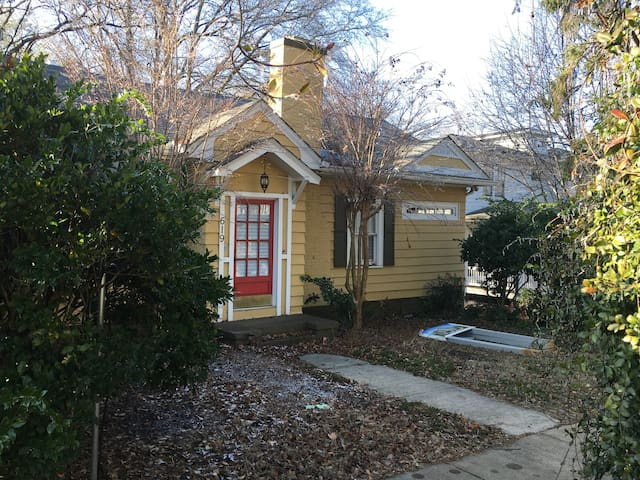 Oakhurst Bungalow - Decatur - Σπίτι