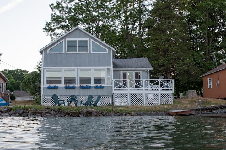 Duck Butt Cottage on Keuka