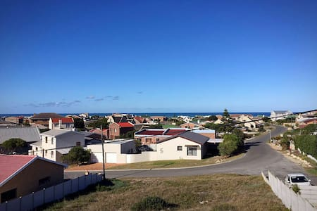Birds eye view - Struisbaai - Struisbaai - Townhouse