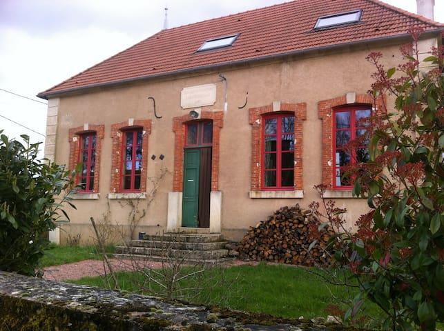 Ancienne école communale - Corsaint - Hus