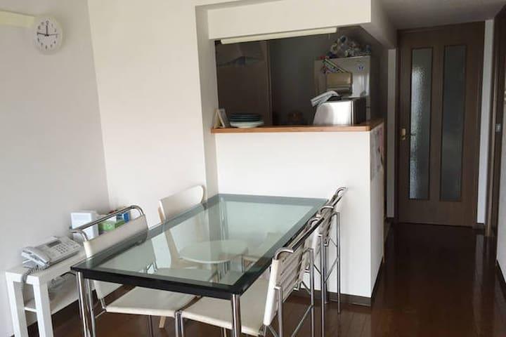 【Big Fmamily!Room12guest】bathrooms&2kitchens) - Nishi-Tokyo - Apartment