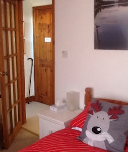 Cosy loft room for 1 or 2 night's - Guildford