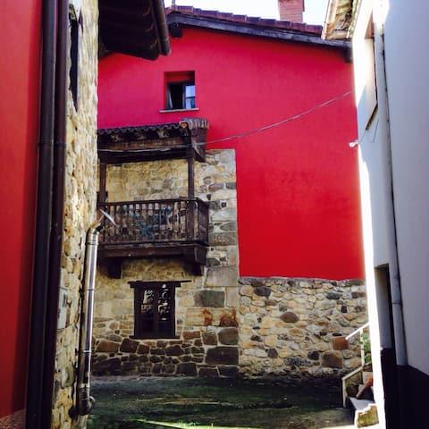Casa en Espinaredo, Parque de Redes, Asturias.