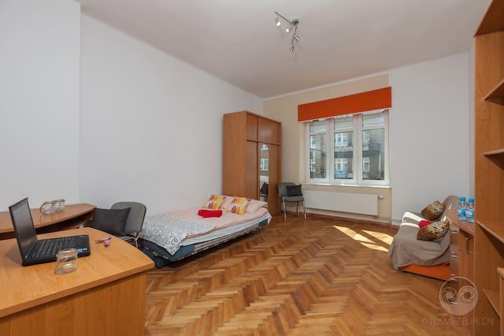 Pokój na Openera (3-4osobowy) :-) - Gdynia - Lägenhet