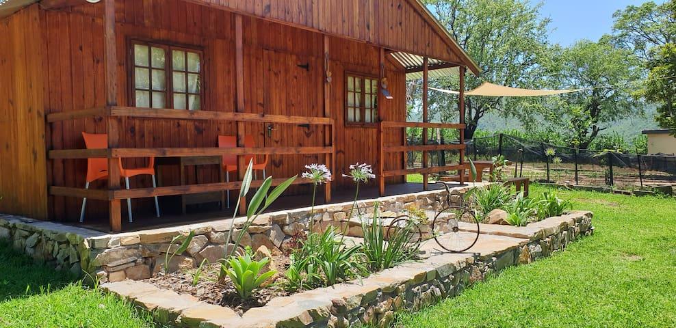 Zebra Rest Cottage & Eco Farm, Kruger park